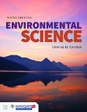 Environmental Science  10th 2016 edition cover