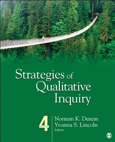 Strategies of Qualitative Inquiry  4th 2013 edition cover
