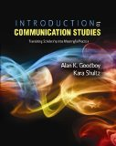 Introduction to Communication Studies Translating Scholarship into Meaningful Practice Revised  edition cover