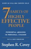 7 Habits of Highly Effective People Powerful Lessons in Personal Change N/A 9781476740058 Front Cover