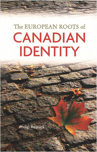 European Roots of Canadian Identity   2005 edition cover
