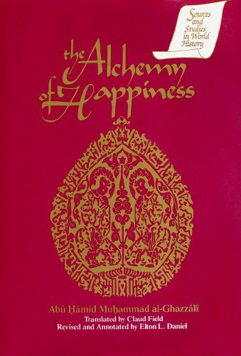 Alchemy of Happiness   1992 9781563240058 Front Cover