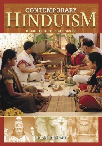 Contemporary Hinduism Ritual, Culture, and Practice  2004 9781576079058 Front Cover