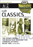 AMC Monsterfest Collection - Cult Classics, Vol. 1 (The Atomic Brain / The Brain That Wouldn't Die / Carnival of Souls / Night Tide) System.Collections.Generic.List`1[System.String] artwork