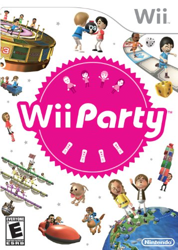 Wii Party Nintendo Wii artwork
