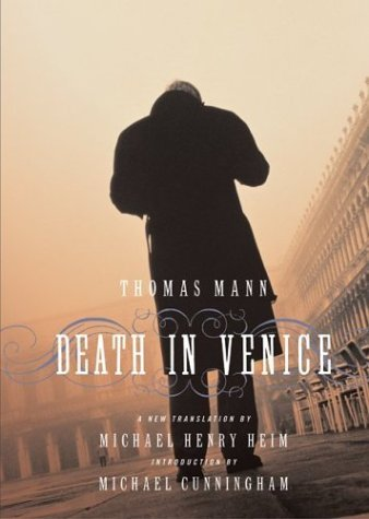 Tod in Venedig   2004 edition cover