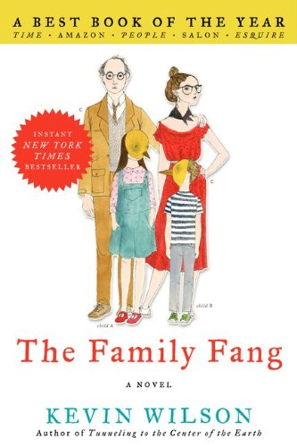 Family Fang  N/A edition cover