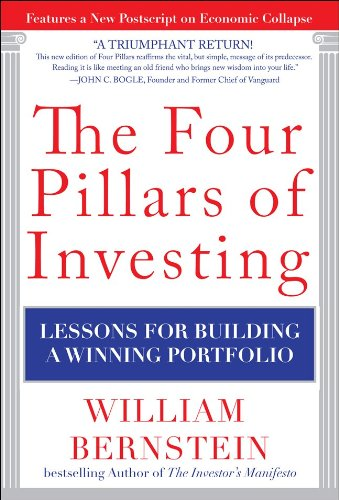 Four Pillars of Investing Lessons for Building a Winning Portfolio  2011 edition cover
