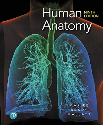 Human Anatomy:   2019 9780135168059 Front Cover