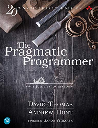 Pragmatic Programmer  2nd 2019 9780135957059 Front Cover
