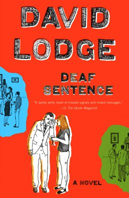 Deaf Sentence  N/A 9780143116059 Front Cover