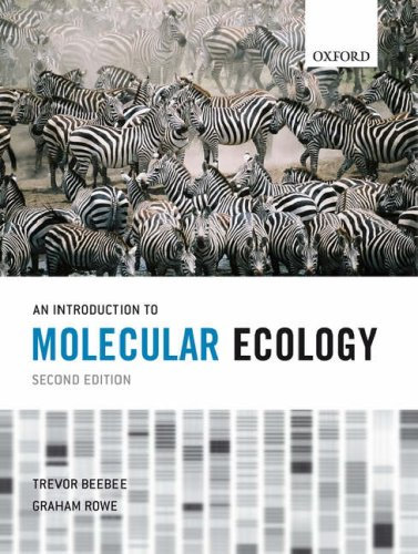 Introduction to Molecular Ecology  2nd 2008 edition cover