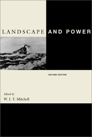 Landscape and Power  2nd 2002 edition cover