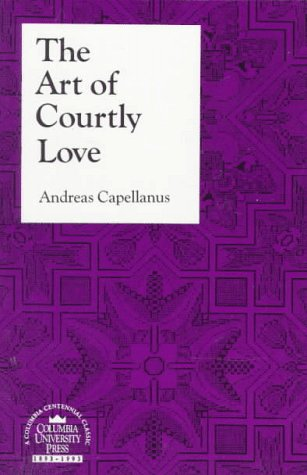 Art of Courtly Love   1990 edition cover