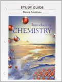 Study Guide for Introductory Chemistry  5th 2015 edition cover