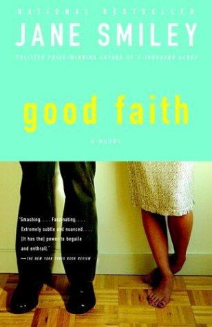 Good Faith  N/A edition cover