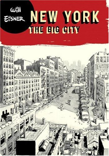 New York The Big City  2007 edition cover