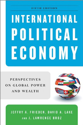 International Political Economy Perspectives on Global Power and Wealth 5th 2009 edition cover