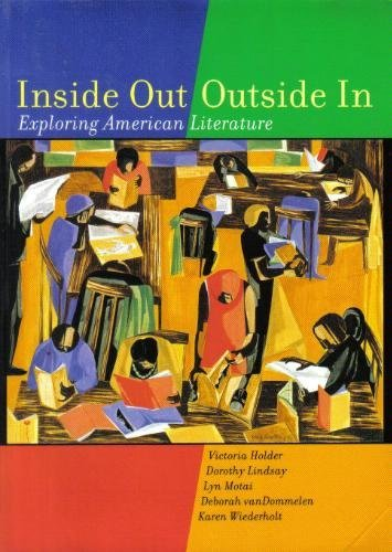 Inside Out/Outside In Exploring American Literature  2001 edition cover