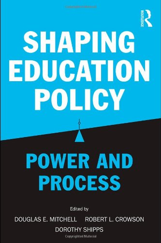 Shaping Education Policy   2011 edition cover