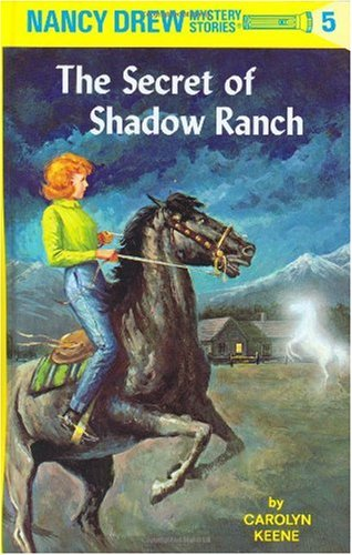 Secret of Shadow Ranch   1993 edition cover