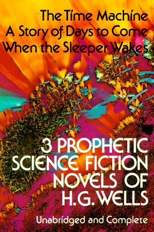 Three Prophetic Science Fiction Novels  N/A edition cover