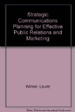 Strategic Communications Planning for Effective Public Relations and Marketing:  4th 2008 (Revised) edition cover