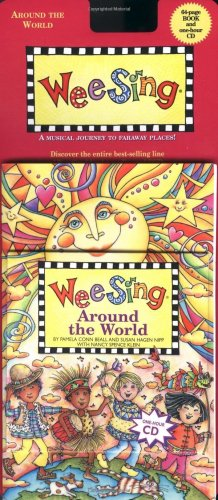 Wee Sing Around the World  N/A edition cover