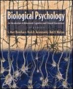 Biological Psychology  5th 2007 (Revised) edition cover