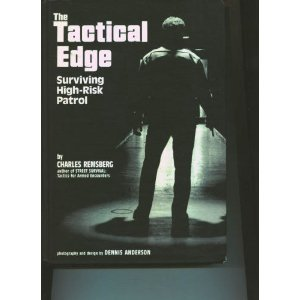 Tactical Edge Surviving High-Risk Patrol  1986 edition cover