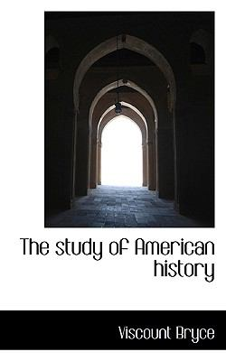 Study of American History  N/A 9781116638059 Front Cover