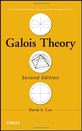 Galois Theory  2nd 2012 edition cover