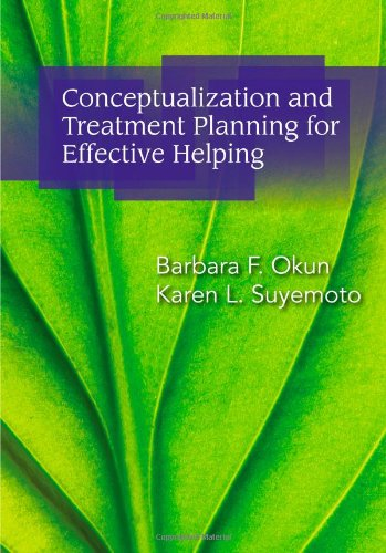 Conceptualization and Treatment Planning for Effective Helping   2013 edition cover