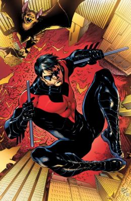 Nightwing Vol. 1: Traps and Trapezes (the New 52)   2012 9781401237059 Front Cover