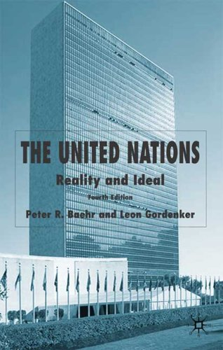 United Nations Reality and Ideal 4th 2005 (Revised) edition cover