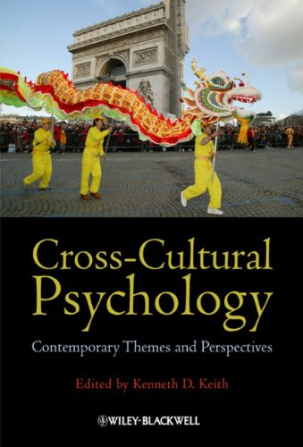 Cross-Cultural Psychology Contemporary Themes and Perspectives  2010 edition cover