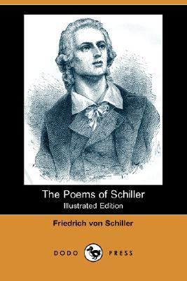 Poems of Schiller  N/A 9781406539059 Front Cover