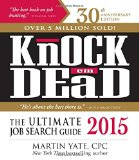 Knock 'em Dead 2015 The Ultimate Job Search Guide  2014 9781440579059 Front Cover