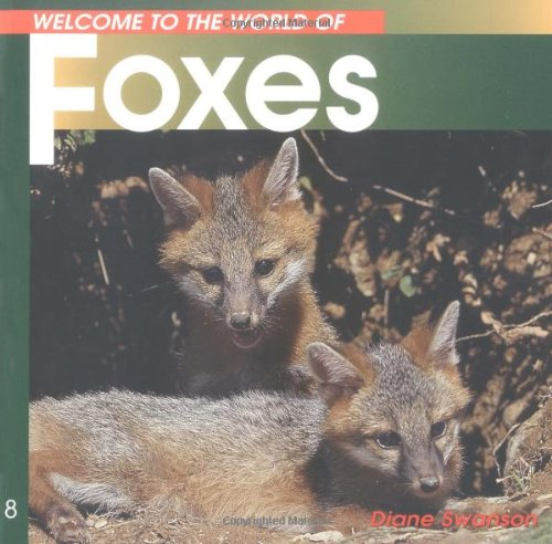 Foxes  N/A 9781551107059 Front Cover