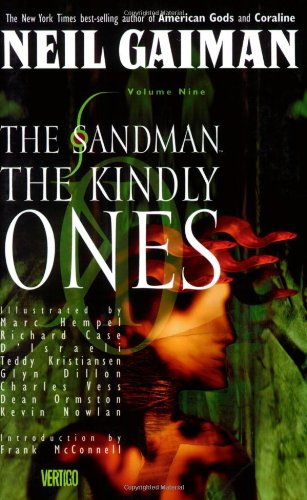 Kindly Ones   1996 (Revised) edition cover
