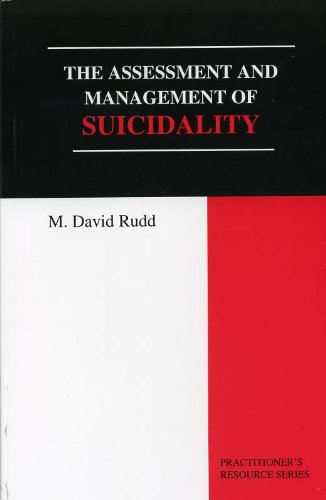 Assessment and Management of Suicidality   2006 edition cover