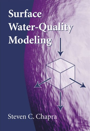 Surface Water-Quality Modeling   2008 edition cover