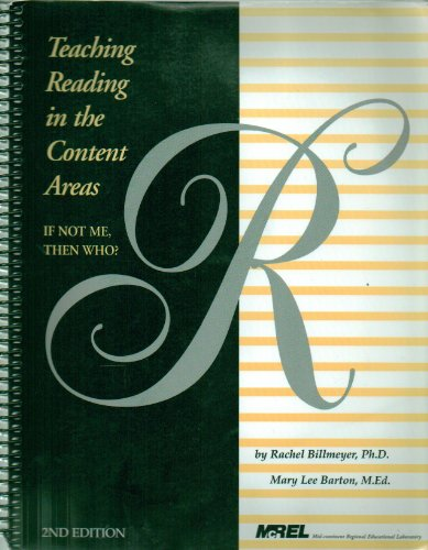 Teaching Reading in the Context Areas: 2nd 1998 edition cover