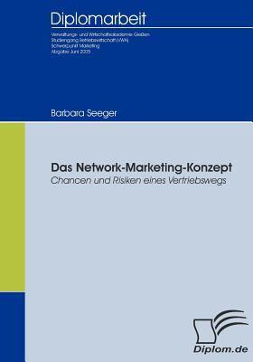 Network-Marketing-Konzept   2009 9783836651059 Front Cover
