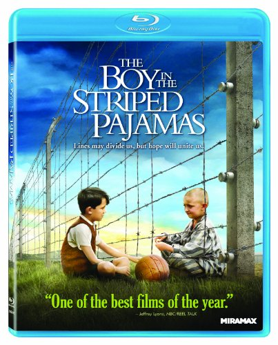 The Boy in the Striped Pajamas [Blu-ray] System.Collections.Generic.List`1[System.String] artwork