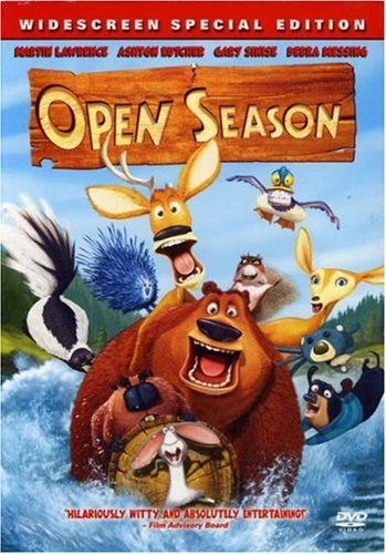 Open Season (Widescreen Special Edition) System.Collections.Generic.List`1[System.String] artwork