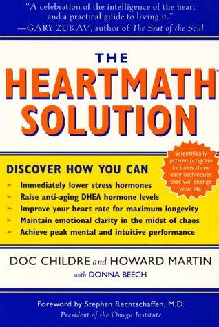 Heartmath Solution   1999 edition cover