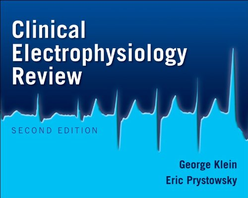 Clinical Electrophysiology Review  2nd 2013 (Revised) edition cover
