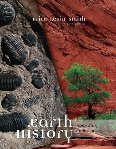 Laboratory Studies in Earth History  8th 2004 (Revised) 9780072528060 Front Cover