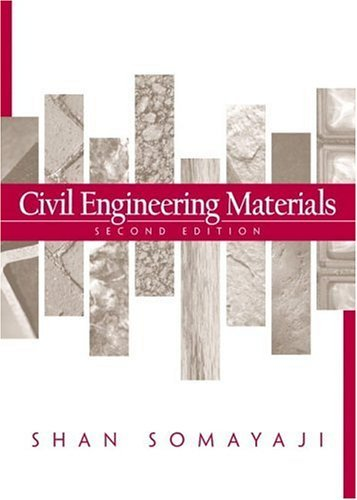 Civil Engineering Materials  2nd 2001 (Revised) edition cover